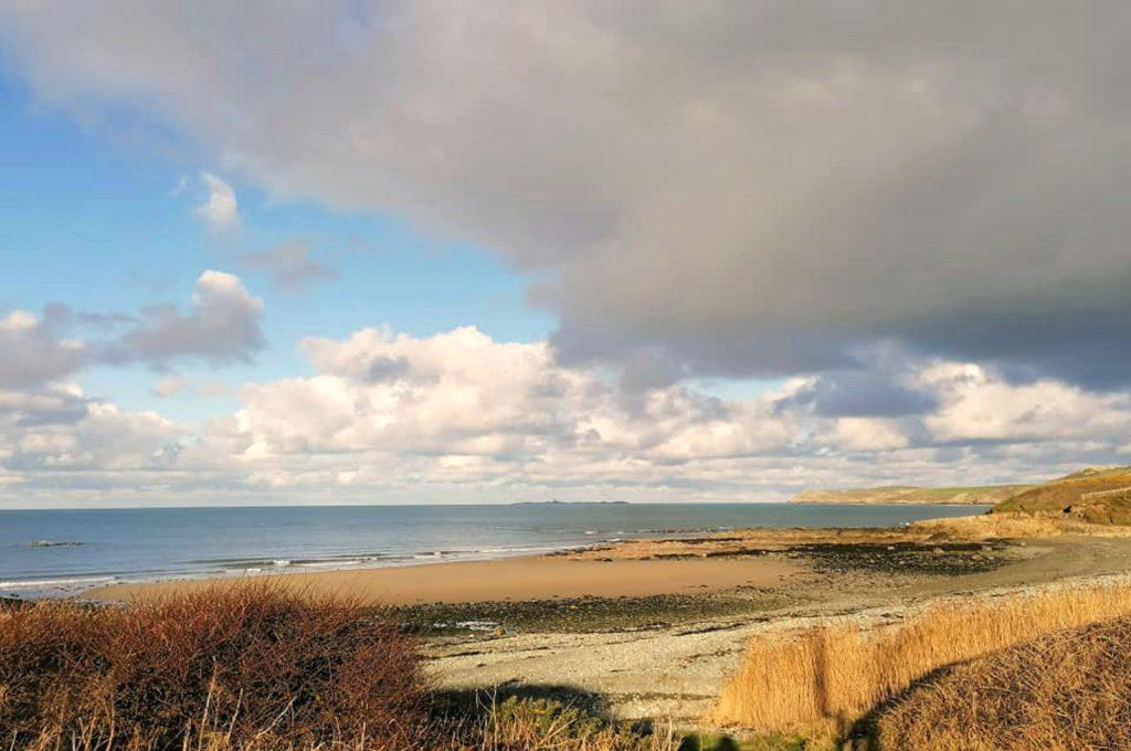 Porth Trwyn beach 2